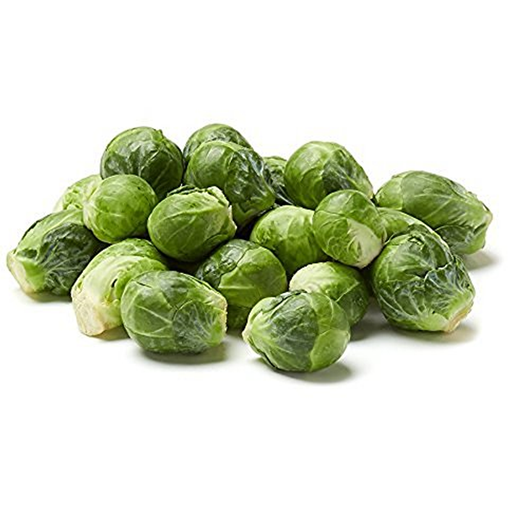 BRUSSEL SPROUTS	 500G PER PACK