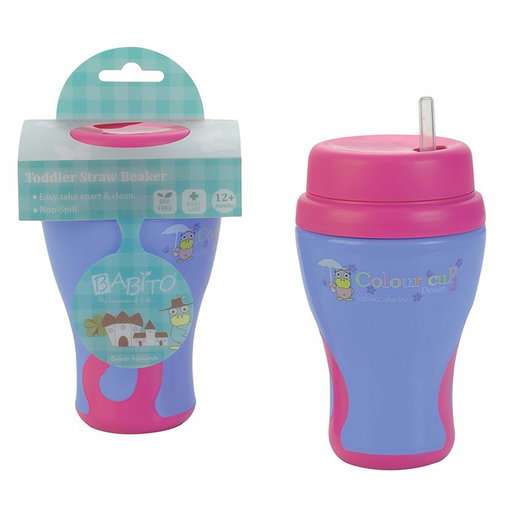 Babito Toddler Sipper Training Cup Step 3 18 Months+