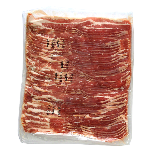 Bacon Price per pack 1000g