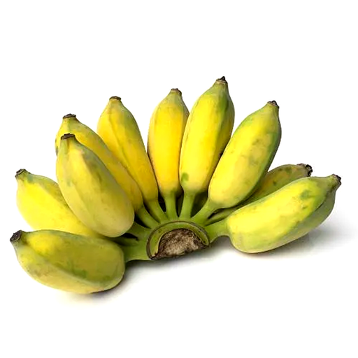 Banana Local Cultivated per hand