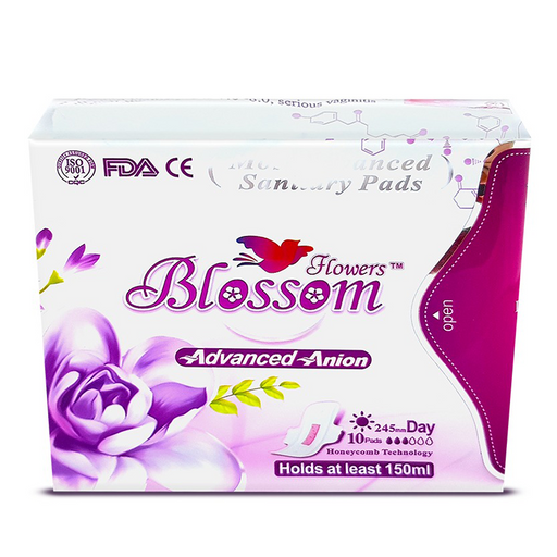Blossom Flowers Pads (Day) Size 245 mm pack of 12 pieces