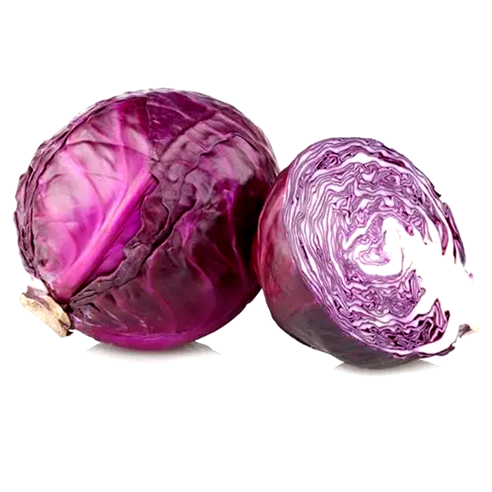 Cabbage Red per 0.5kg