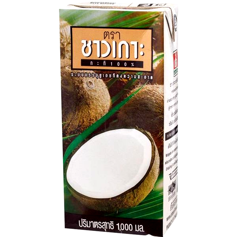 Chaokoh Coconut Milk Size 1000ml