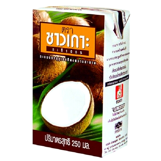 Chaokoh Coconut Milk Size 250ml