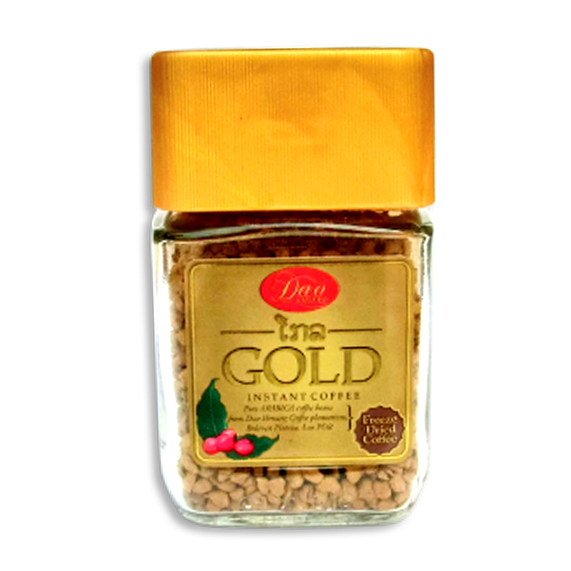 Dao Coffee Gold Instant Coffee Size 30g