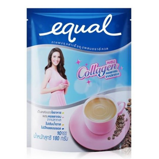 Equal Coffee 180g pack of 10 sachets