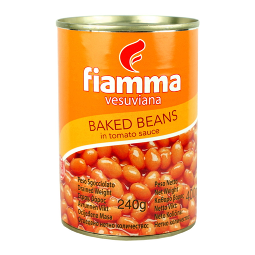 FIAMMA BAKED BEANS 400G