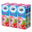 Foremost UHT Milk Strawberry Flavoured 225ml Pack of 6 boxes