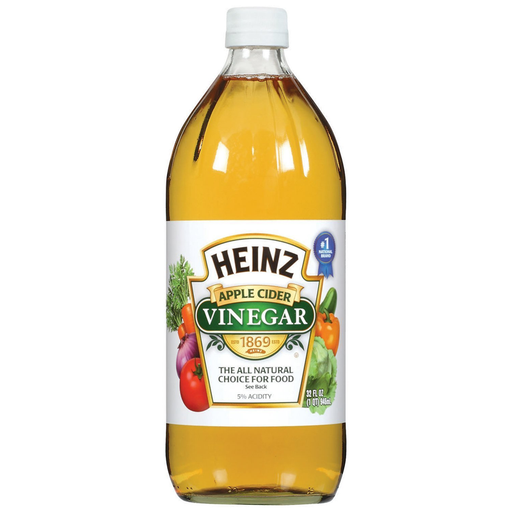 HEINZ APPLE CIDER VINEGAR 946ML