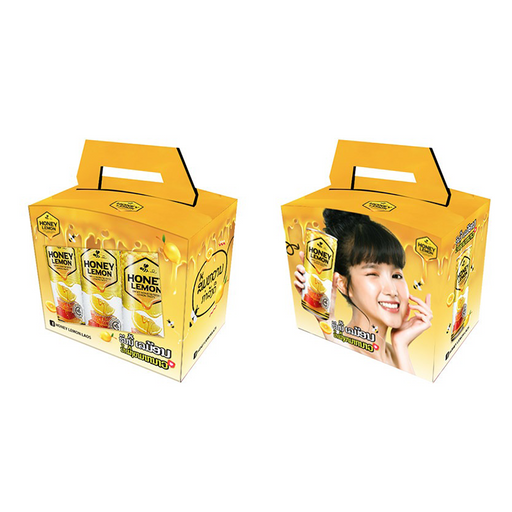 Honey Lemon Six Pack 250ml
