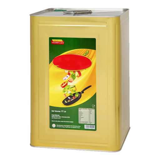 IKAN SUNFLOWER	SUNFLOWER COOKING OIL 17LTR