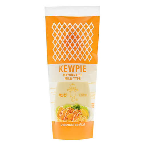Kewpie Mayonnaise Mild Type 130 ml