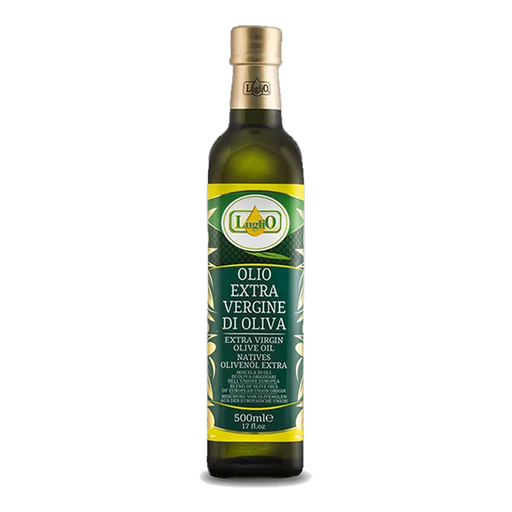 LUGLIO OLIVE OIL EXTRA VIRGIN 500ML