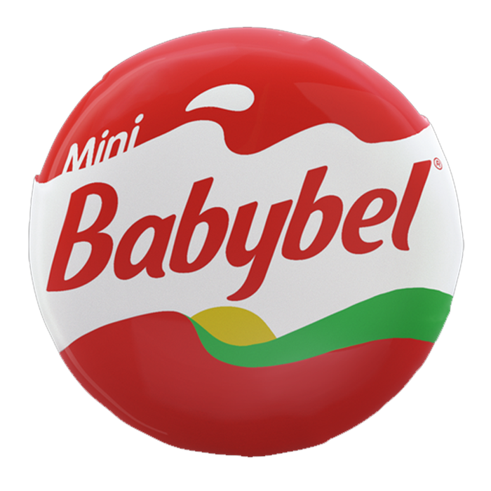 BABYBEL	MINI BABYBEL (RED)  110G