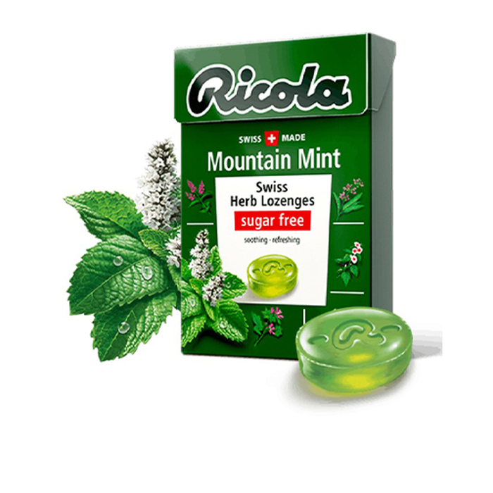 RICOLA MOUNTAIN MINT  45G