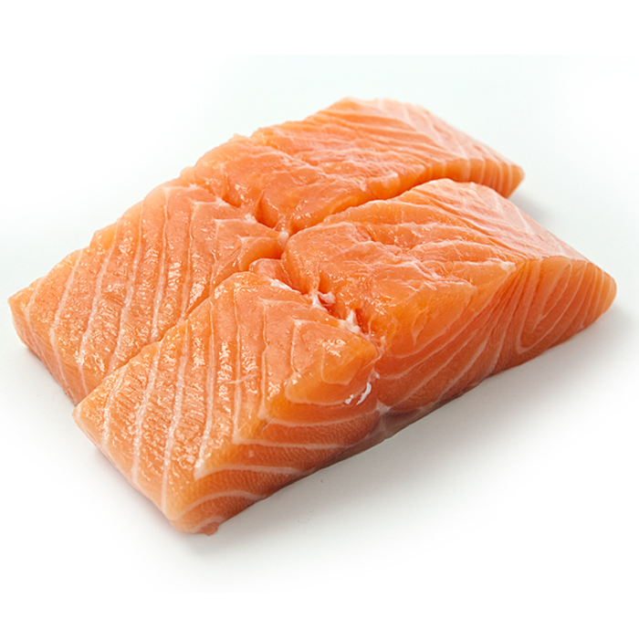 NORWAY SALMON FILLET SKINLESS 250-300G