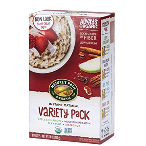 NATURES PATH  VARIETY PACK  411G