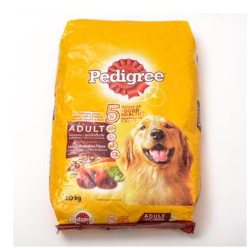 Pedigree Liver & Vegetables (Adult) 20 kg