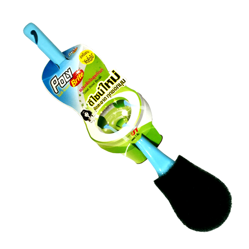 """Poly-Brite"" Toilet Brush-Green per piece"
