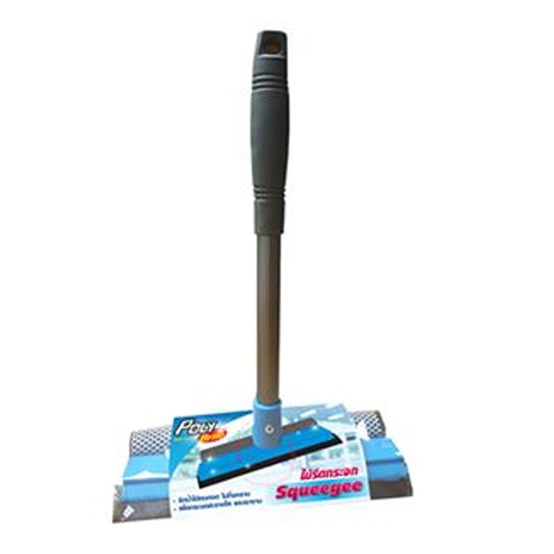 """Poly Brite"" Extendable Window Squeegee per piece"