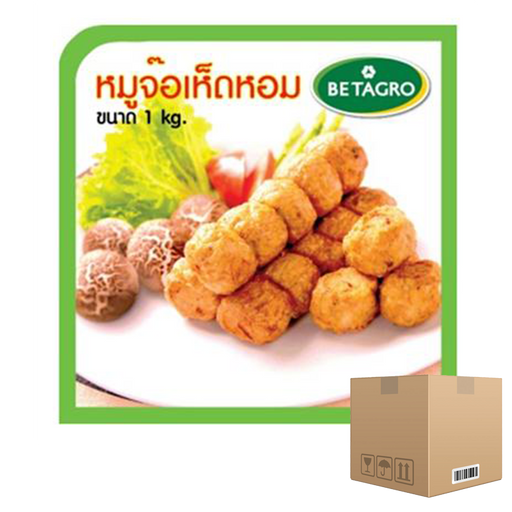 Box of 12x Pork Rools with chinese mushroom 1 Kg pack (frozen)Price: 570.000/1 box, Minimum order 2 Boxes