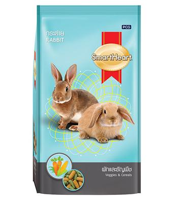 Rabbit Smartheart 3 kg Veggies & Carrots