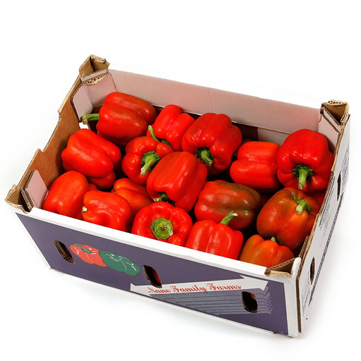 Paprika Red  box of 4,5kg