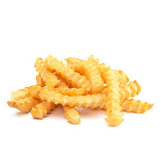 SINGAPORE FRENCH FRIES CRINKLE CUT 1KG+