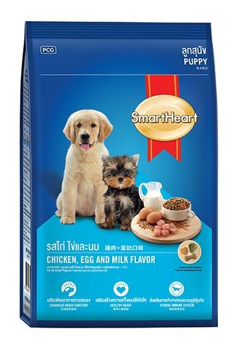 Smart Heart puppy 15 kg Chicken & Milk