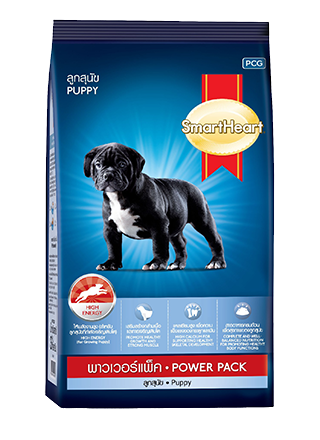 Smart heart Power pack (Puppy) 20 kg