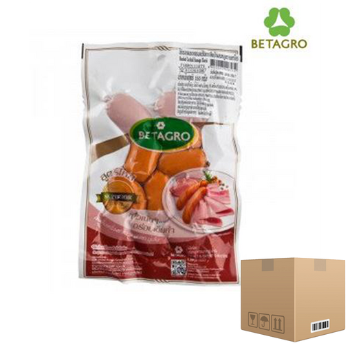Box of 12x Smoked Cocktail Sausages 1 Kg pack (frozen) Price: 510.000/1 box, Minimum order 2 Boxes