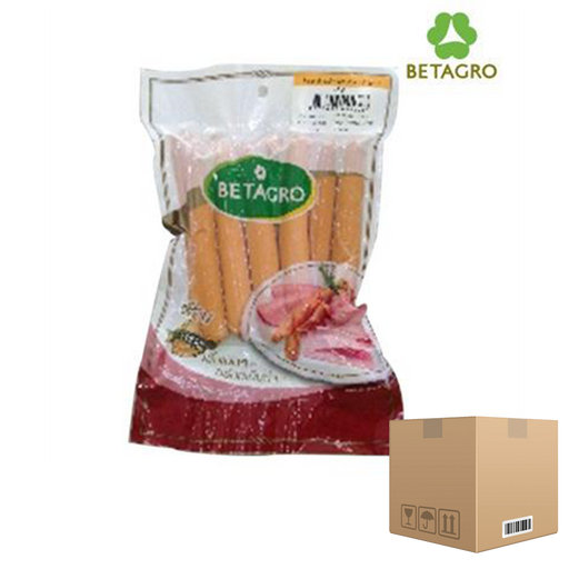 Box of 12x Smoked Hot Dog Sausages 5,5 inch 450 g pack (frozen) Price: 342.000/1 box, Minimum order 2 Boxes