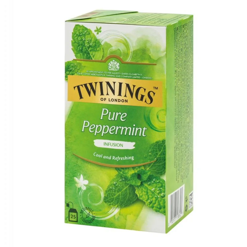 TWINNINGS  PEPPERMINT  50G
