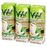 V-Fit Germinated Brown Rice Milk 5 grains Cereal Drink 250ml Pack of 3 boxes