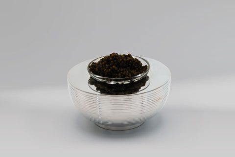 Love Caviar Server, serves 2 people