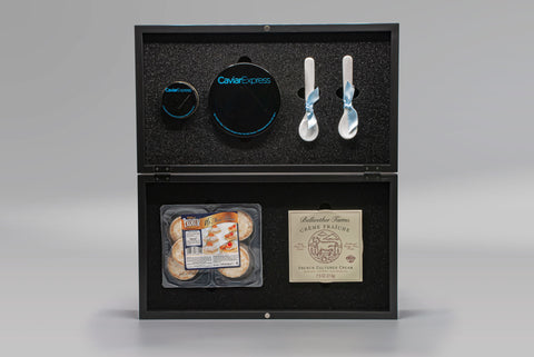 Exclusive! Caviar Express Gift Box