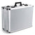 Pistol Aluminum Double Case Eco