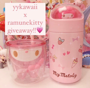 Instagram Giveaway with Ramunekitty