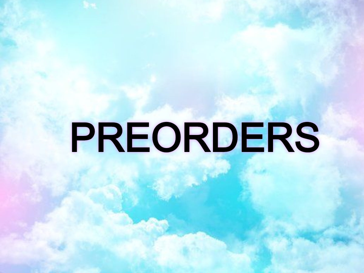 Newest products for preorder!