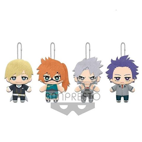 SALE - Boku No Hero / My Hero Academia - Tomonui Plush Keychains Vol. 5