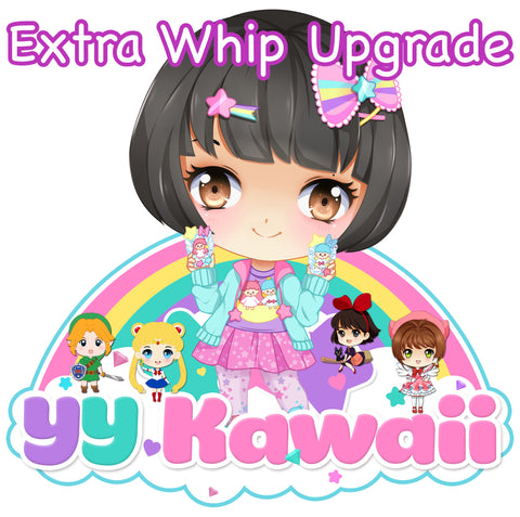 Extra Upgrade - Whip Upgrade
