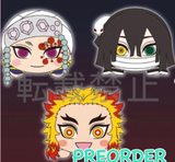 PREORDER DEPOSIT - 50 % NONREFUNDABLE - Demon Slayer: Kimetsu no Yaiba - Nesoberies