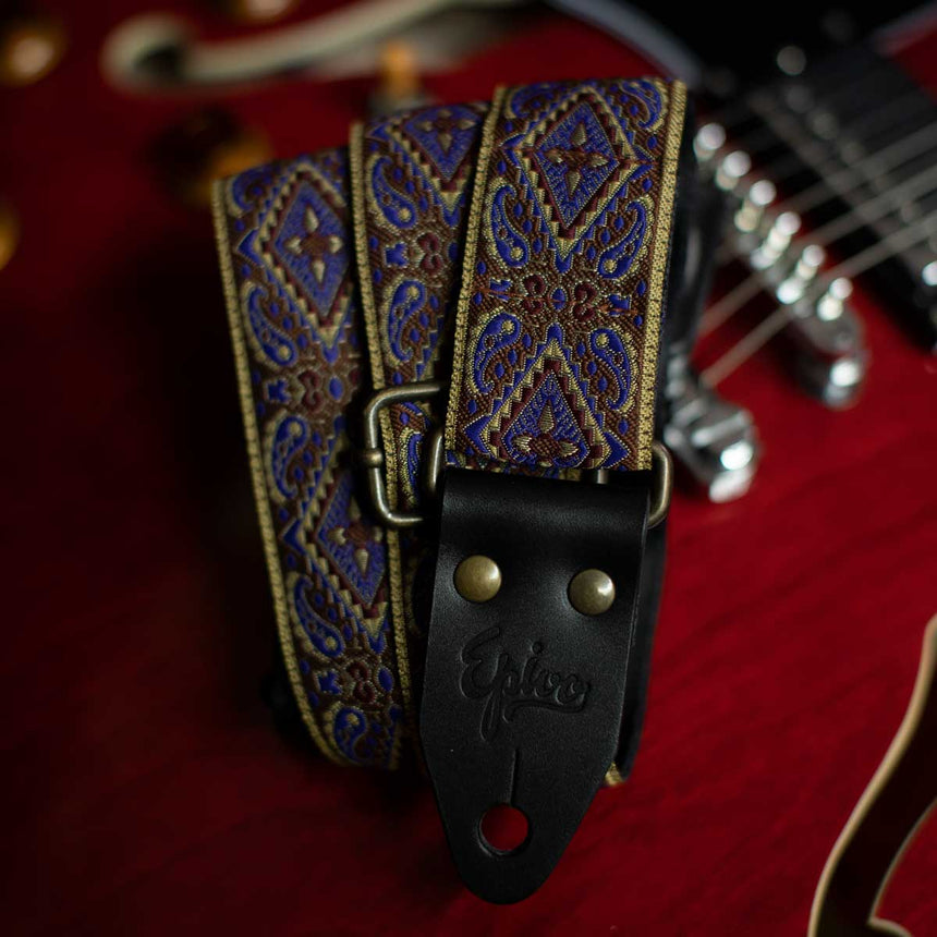 Epivo Purple Rain Guitar Strap