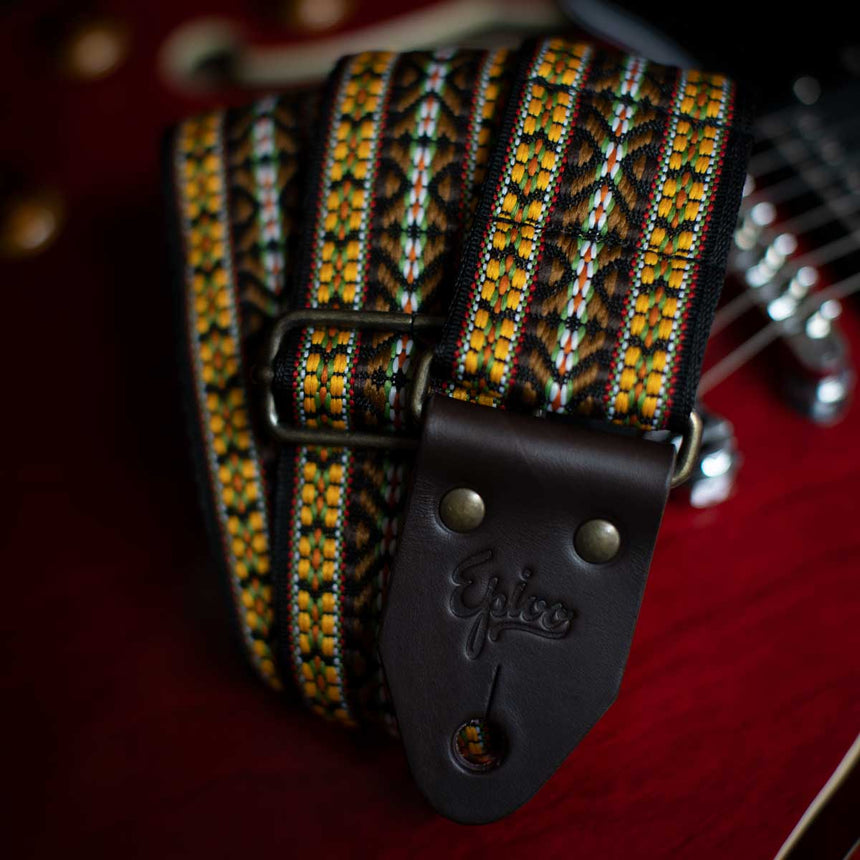 Epivo Wide Earth Guitar Strap