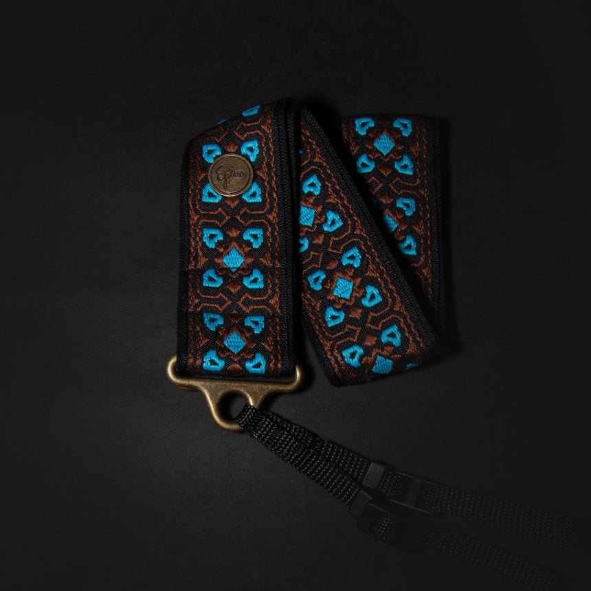 Epivo Azure Retro Camera Strap