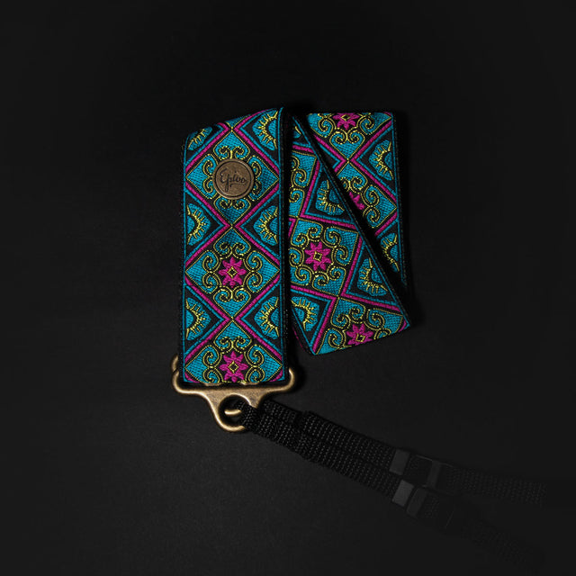 Epivo Blue Ace Retro Camera Strap