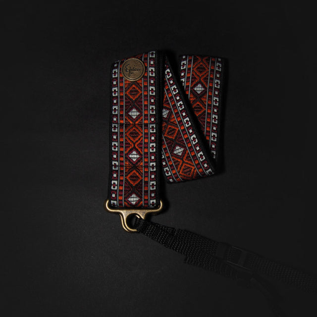 Epivo Dark Ethno Retro Camera Strap