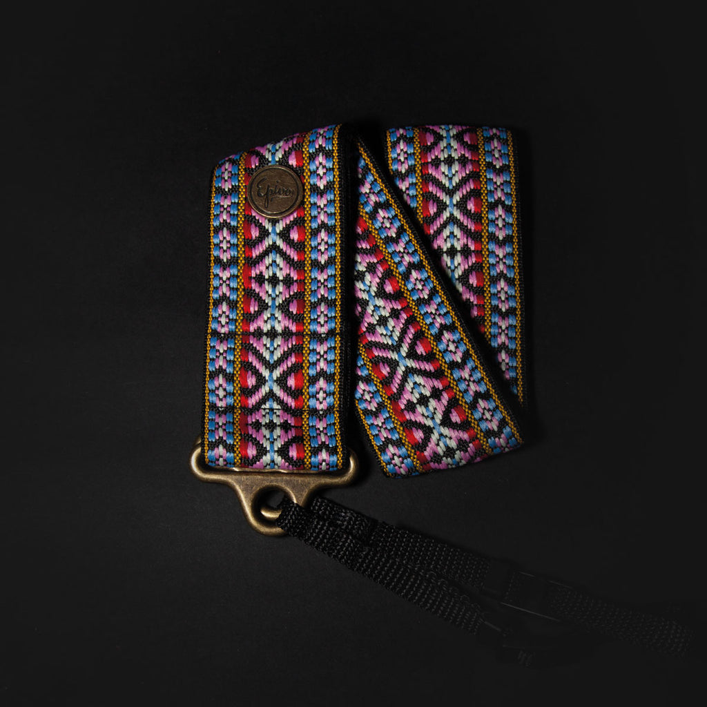 Epivo Rainbow Retro Camera Strap