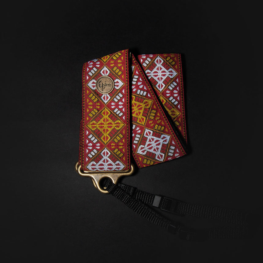 Epivo Red Cross Retro Camera Strap