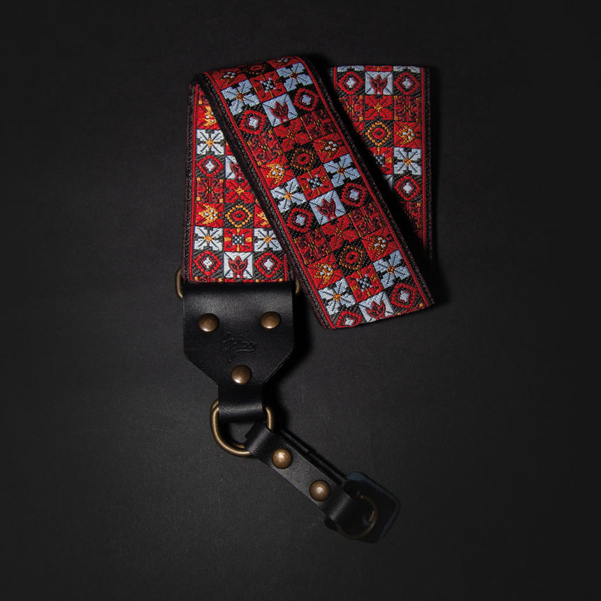 Epivo Woodstock Retro Camera Strap